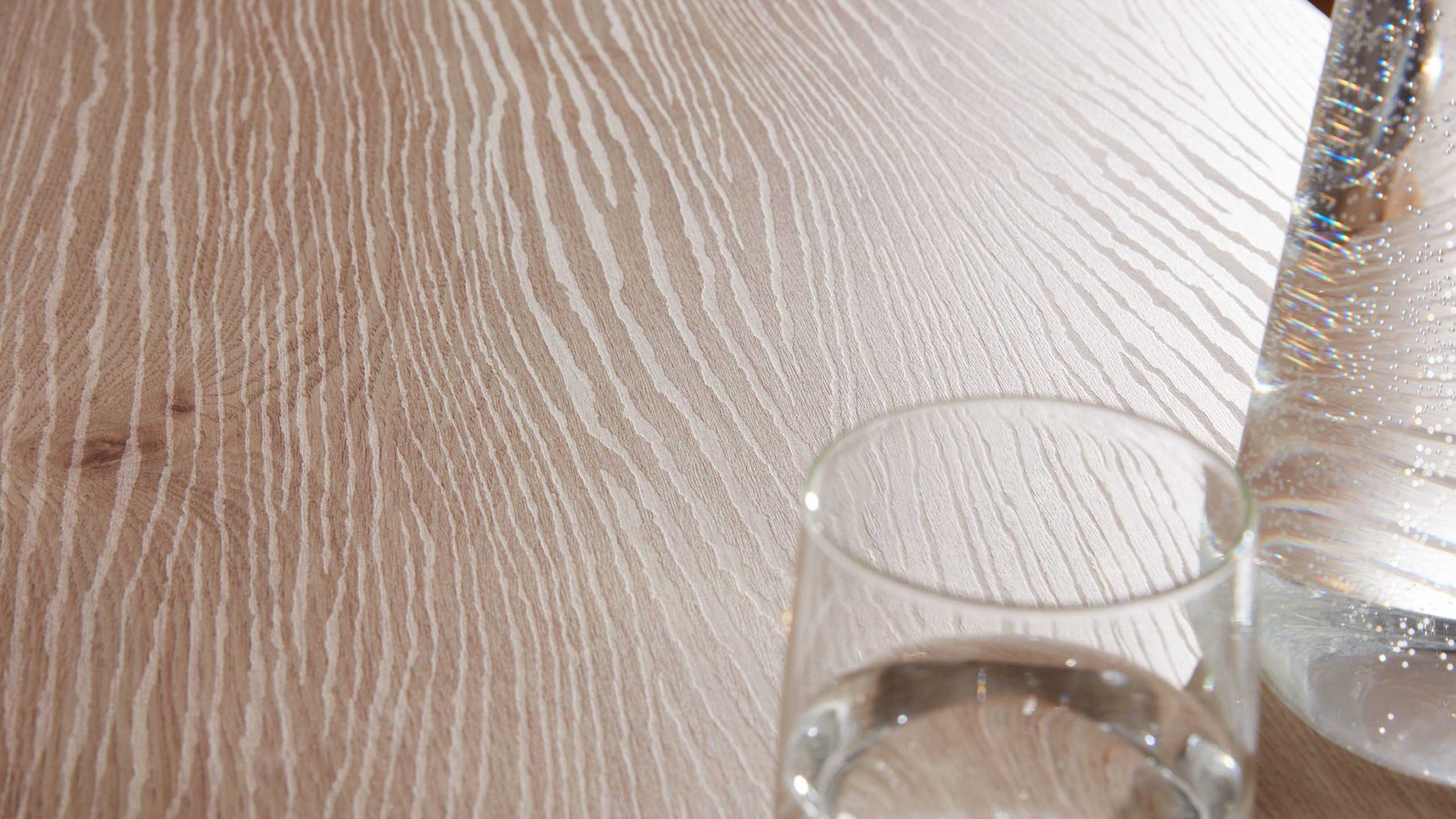 Kuechenarbeitsplatte aus Holz