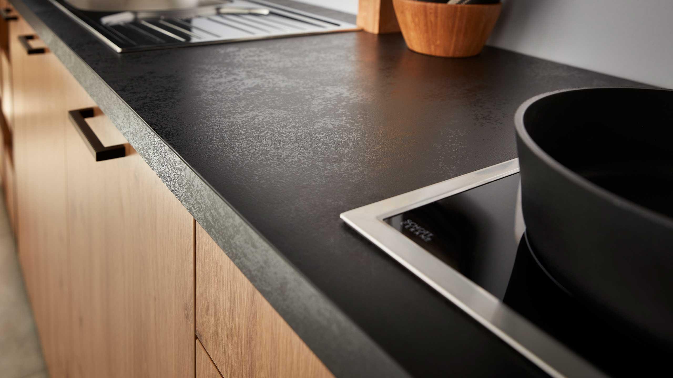 Küchenarbeitsplatte von Wert-Küche